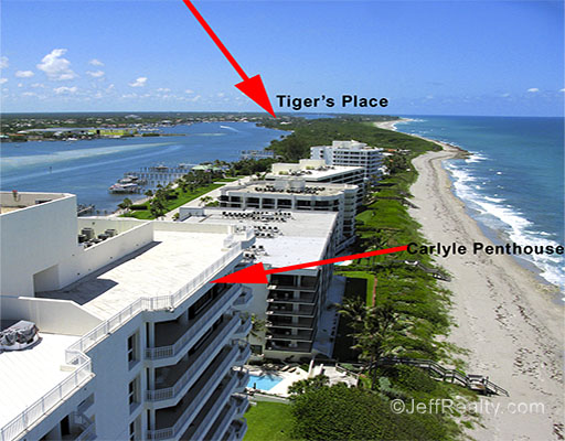 Elin Nordegren Woods´ New Jupiter Island Home?