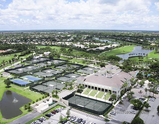 """Two """"Blue Williams Courts"""" at BallenIsles New $26M Sports Complex"""