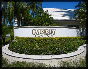 Canterbury | Easy Living at PGA National