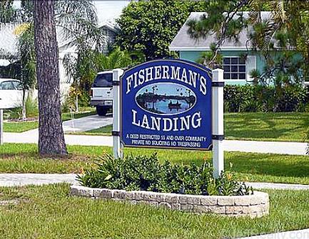 Fisherman's Landing real estate for sale