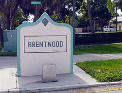 Brentwood homes in Jupiter FL