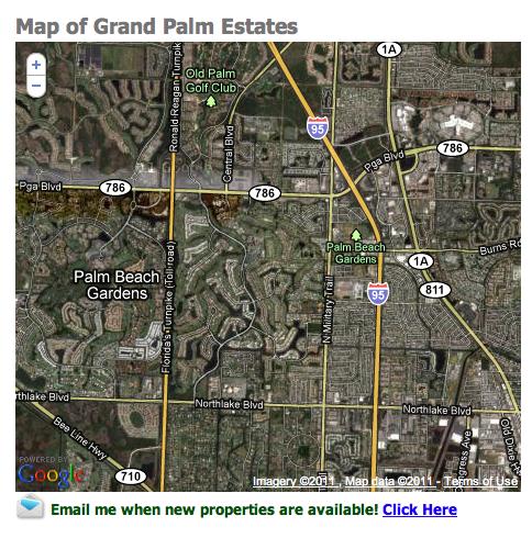 Grand Palm Estates Listings
