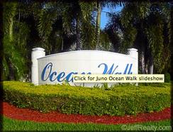 Juno Ocean Walk Real Estate & Homes for Sale