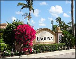Laguna in Palm Beach Gardens homes for sale