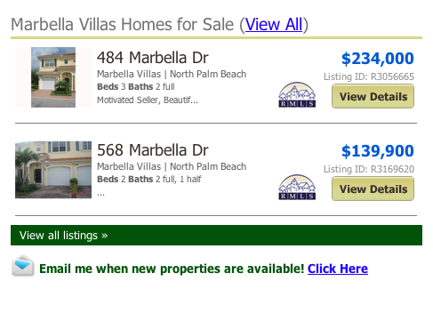 Marbella Villas Homes for Sale (View All) listings