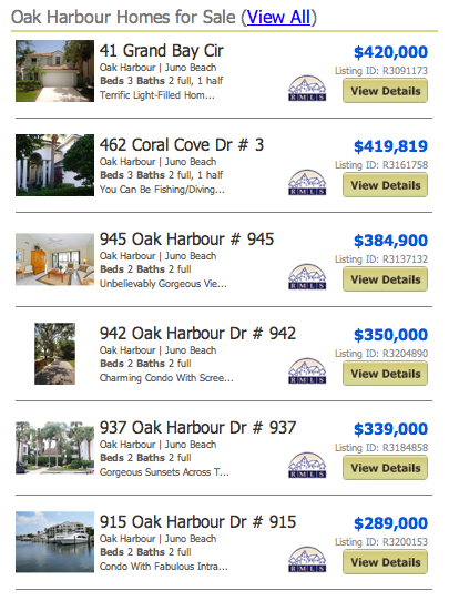 Oak Harbour Homes for Sale (View All) listings
