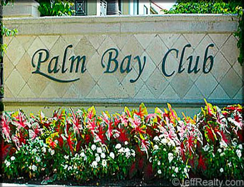Palm Bay Club Condos for sale
