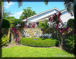 The Colony in Jupiter real estate