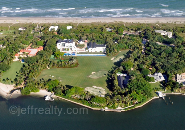 Tiger Woods' Home Slated for Downsizing?  5.4 Million Reasons a Year to Do So!
