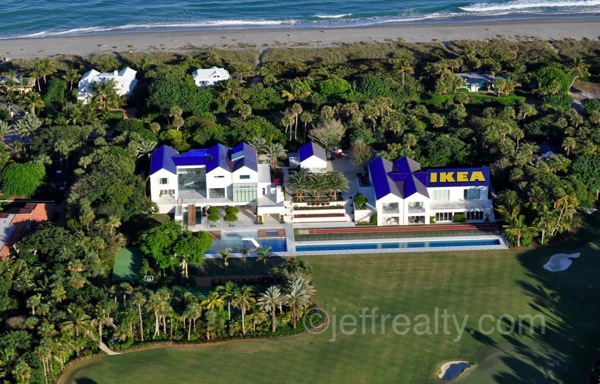 Tiger s House IKEA Jupiter Island
