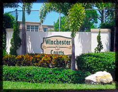 Winchester Courts Townhomes Palm Beach Gardens