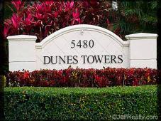 Dunes Tower Singer Island Condos