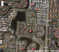 Lakeside Green West Palm Beach Homes
