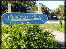 Windsor Walk North Palm Beach Condos