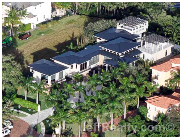 Mcllroy home Palm Beach Gardens FL