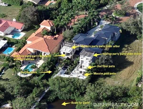 Rory Mcllroy's home in Palm Beach Gardens