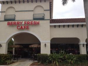 Berry Fresh Café, Jupiter
