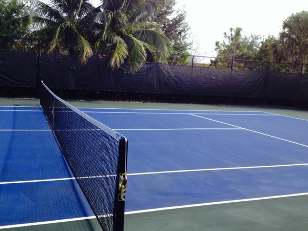 Midtown tennis court