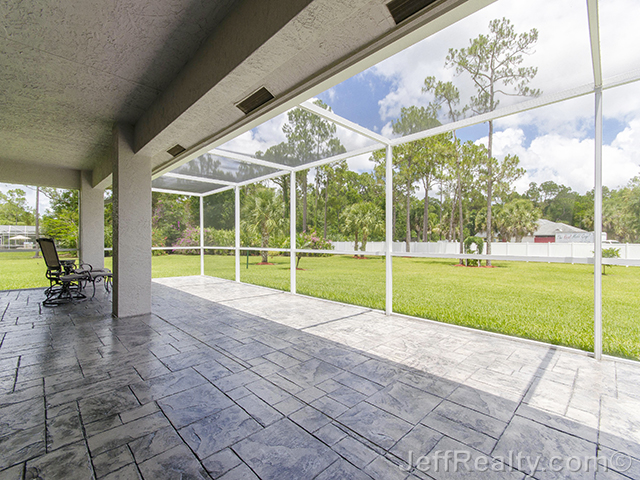 16290 Alexander Run - Screened Patio & View