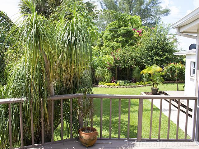 834 Dobbins Street - Backyard