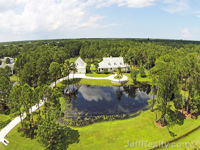 2811 SE Tailwinds Road - Aerial View