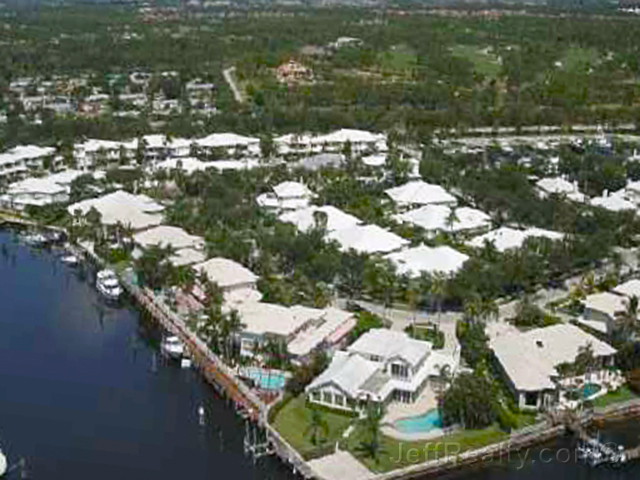 Cypress Island Palm Beach Gardens Waterfront Homes
