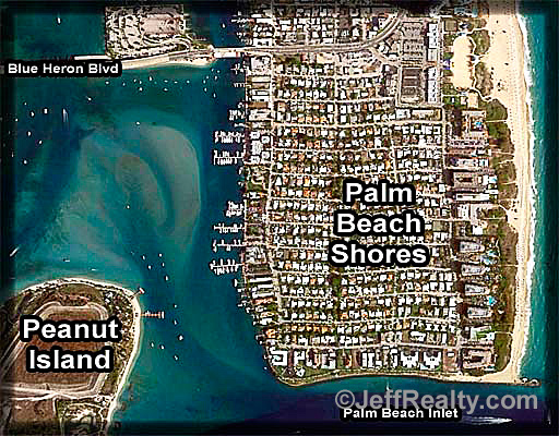 Palm Beach Shores Neighborhood Living
