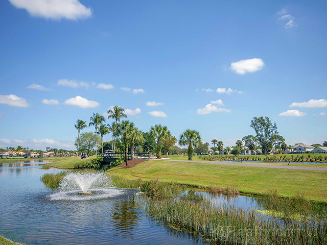 250 Eagleton Estates Boulevard - Water & Golf View