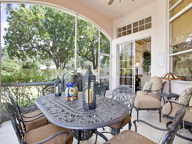 231 Green Point Circle - Screened Patio & View
