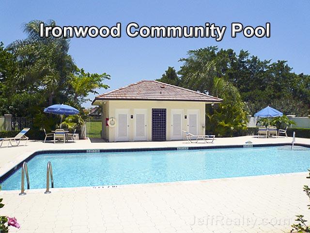 Ironwood at PGA National Swimming Pool