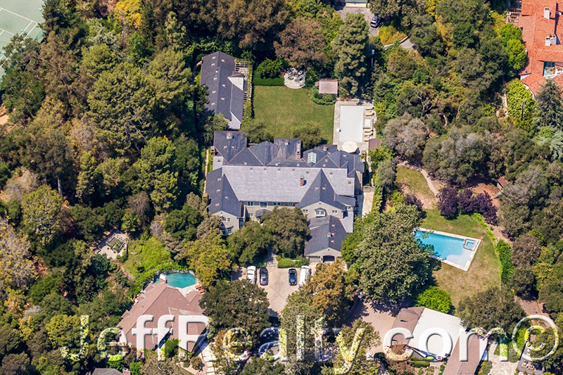 Harrison Ford's California Home