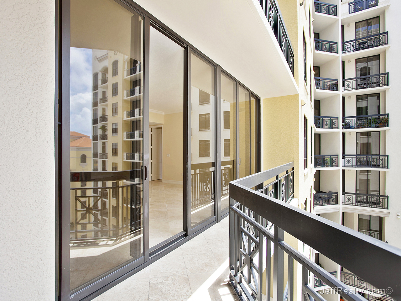 701 S Olive Avenue #1706 - Balcony