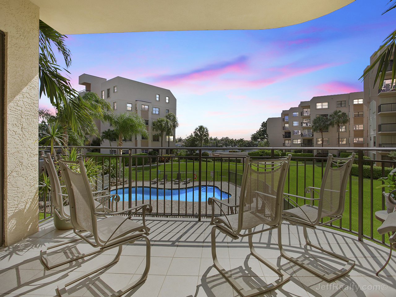 370 Golfview Road #202 - Sunset View