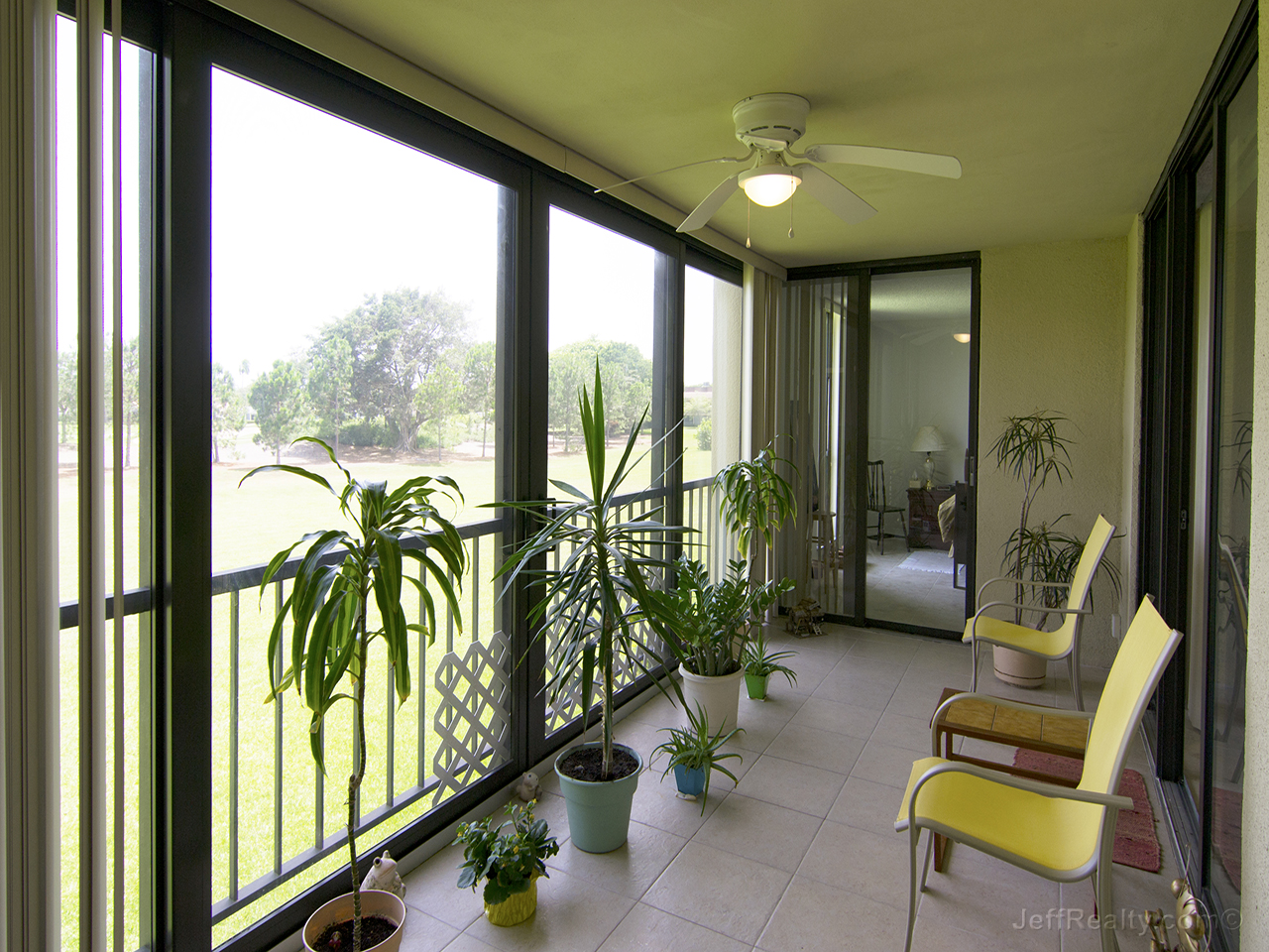 5390 Woodland Lakes Drive #206 - Screened Porch