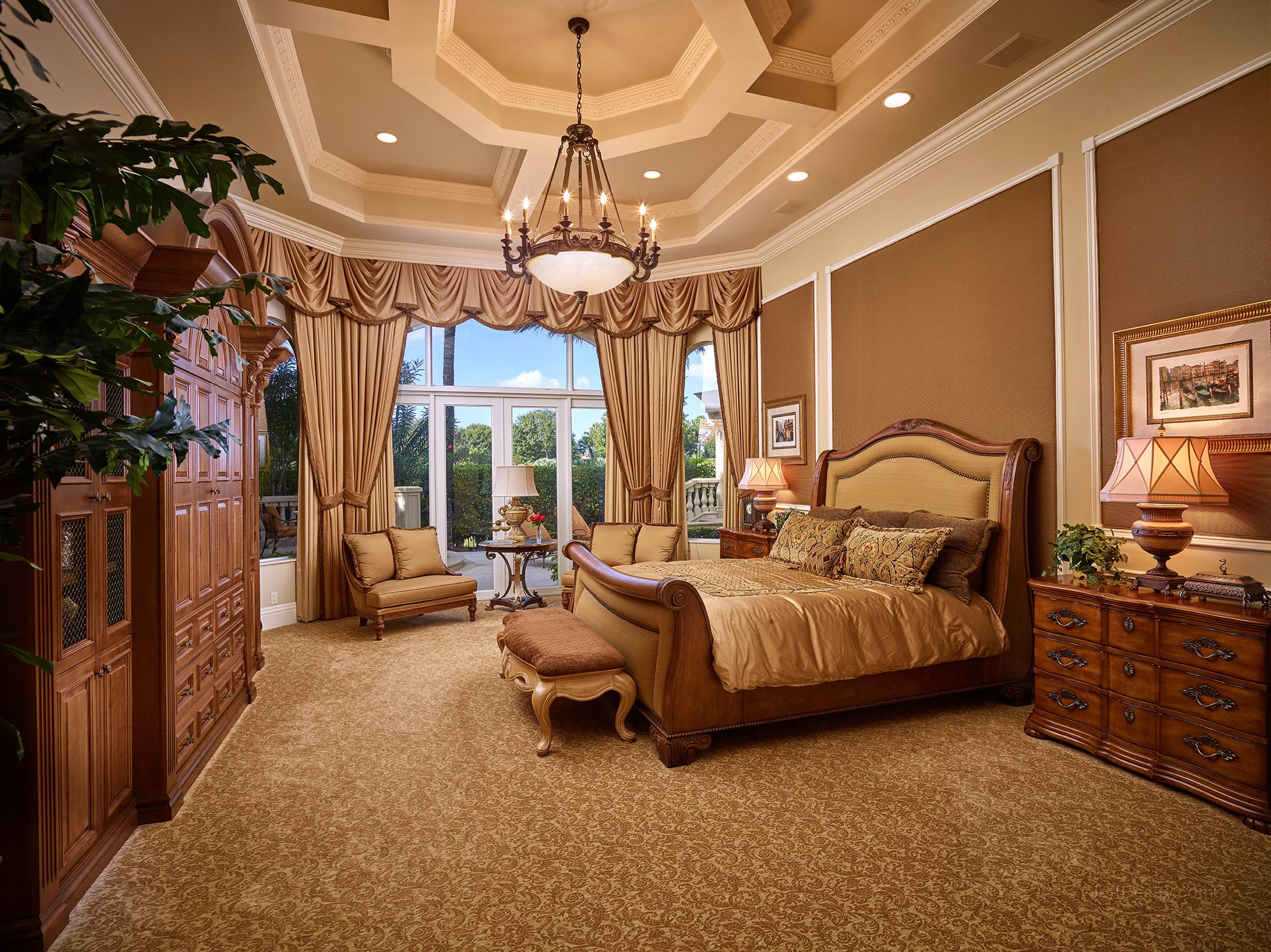 113 Via Capri - Master Bedroom