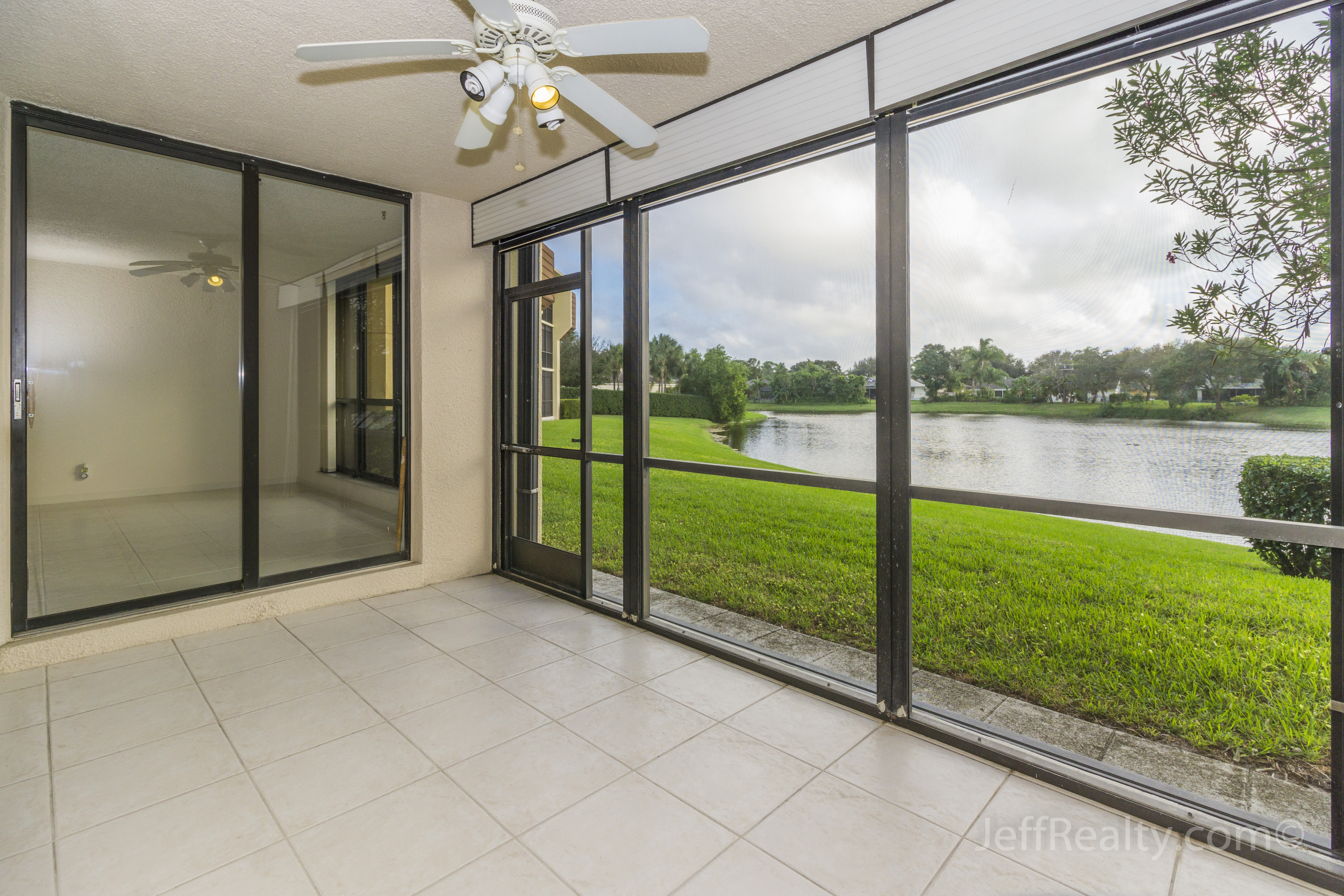 5188 Woodland Lakes Drive #135 - Screened Patio