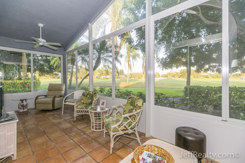 13042 Touchstone Place - Screened Patio & View