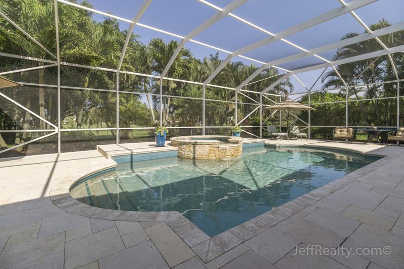 11960 Torreyanna Circle - Screened Swimming Pool & View
