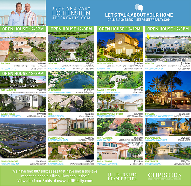 Palm Beach Post Residences Ad – 1-24-16
