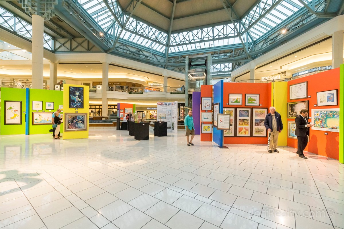 Ending Soon! Ann Jackson Gallery Presents The Art of Dr. Seuss at The Gardens Mall
