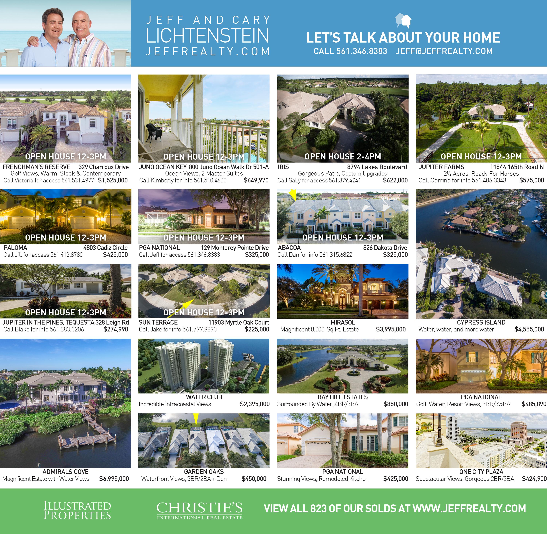 Palm Beach Post - Residences Ad - 2-21-16