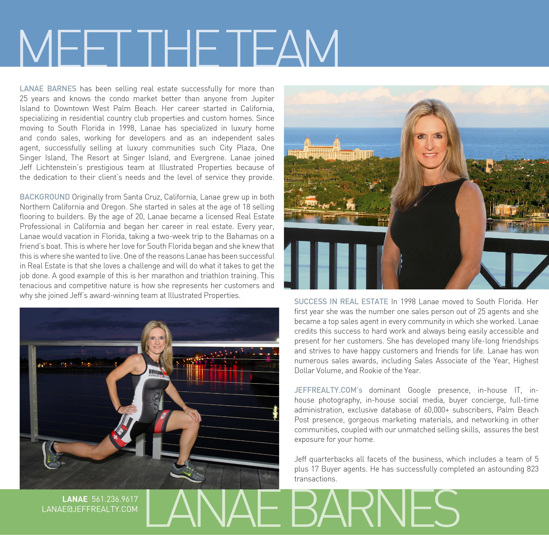Palm Beach Post - Agent Profile - Lanae Barnes
