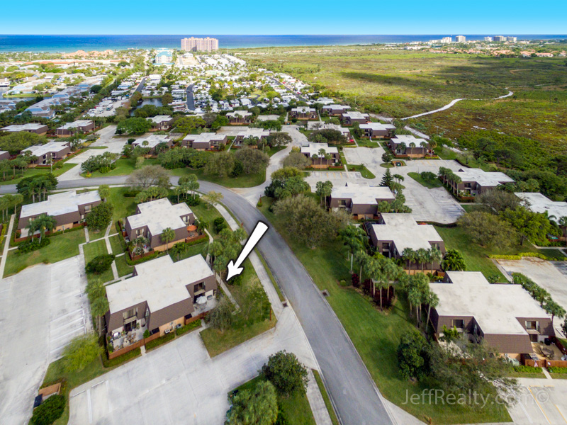 2033 20th Court - Aerial View - The Lakes at The Bluffs - Jupiter