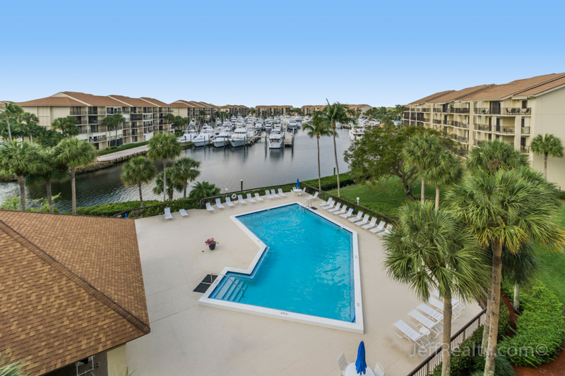 1201 Seafarer Circle #502 - View - The Marina at The Bluffs - Jupiter