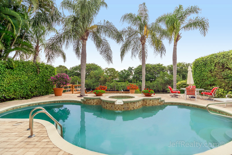 13864 Degas Drive E - Swimming Pool - Frenchman's Creek - Palm Beach Gardens