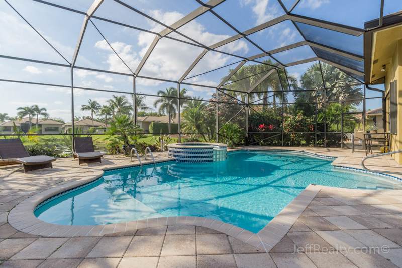 11027 Via Lucca - Screen-Enclosed Swimming Pool - Tivoli Reserve - Boynton Beach