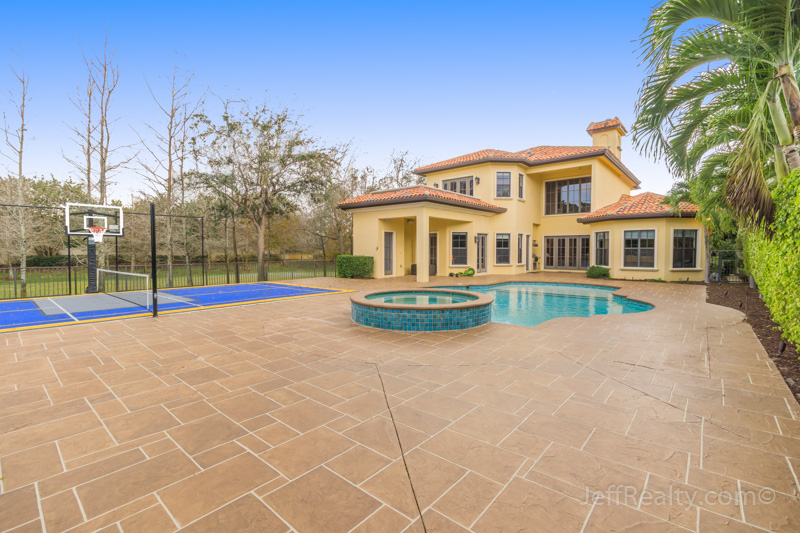14018 Old Cypress Bend - Swimming Pool, Spa & Tennis Court - The Cove - Palm Beach Gardens