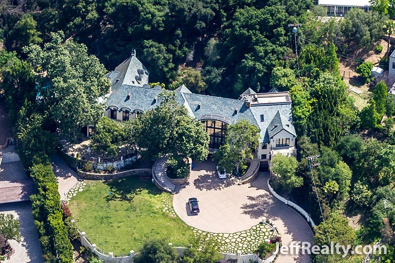 Gene Simmons' and Shannon Tweed's Home of 30 Years