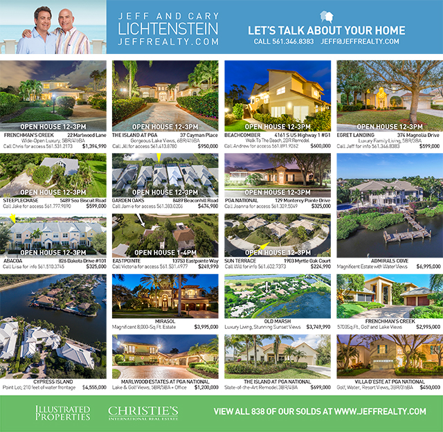 Palm Beach Post Residences Ad | 3-13-16