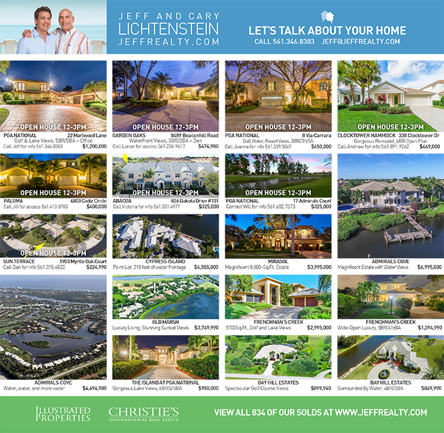Palm Beach Post Residences Ad – 3-6-16